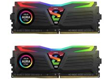 GEIL Super Luce RGB DDR4 16GB 3200MHz CL16 Dual Channel Desktop RAM